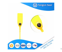Plastic Seal Pp Blue Yellow Red Green Security Seals