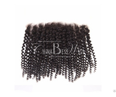 Tight Curly Lace Frontal Closure