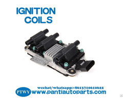 Hot Sale Brand 078905104 Ignition Coil Pack For Audi