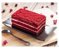Egg Free Red Velvet Cake Mix