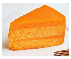 Egg Free Orange Velvet Cake Mix