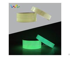 Glow In The Dark Tape Photoluminescent Vinyl Roll Luminous Sheets Marking Stickers
