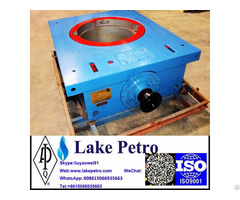 Api 7k Rotary Table For Drilling