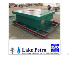 Oilfield Drilling Rotary Table