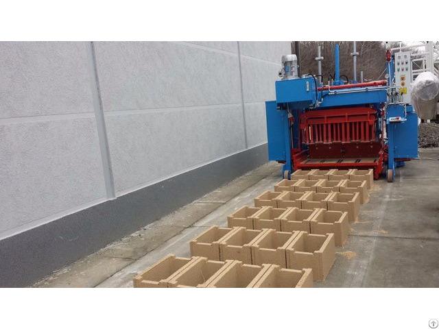 Block Makinh Machine Sumab E 6s