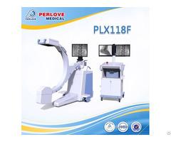 Less Dose Fluorocopy C Arm Plx118f