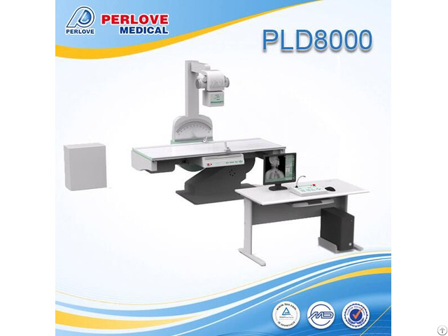 Dr X Ray System Pld8000 With Imported Main Parts
