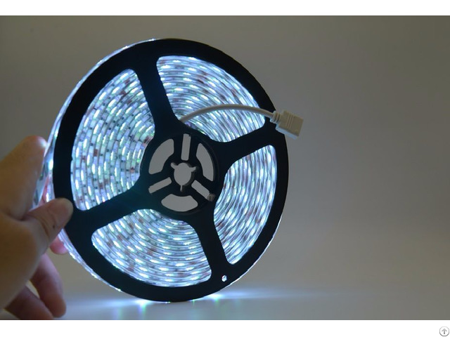 Flexible Wifi Rgb Led Strip Grow Lights With Remote Control Power Adapter Avatar Controls