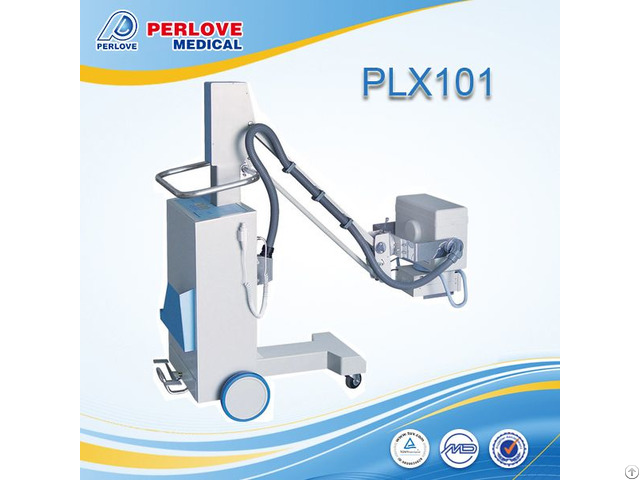 Hot Sale X Ray Machine Mobile System Plx101