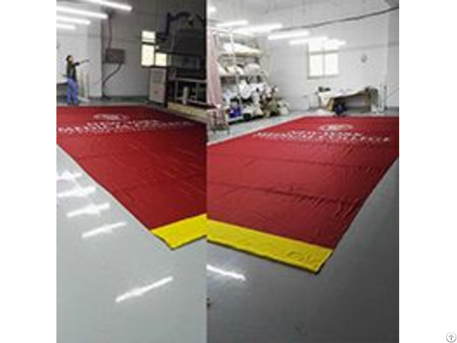 Large Format Banners Dye Sublimation Giant Advertising Flags