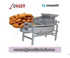 Almond Shelling Machine Hazelnut Shell Cracking Equipment