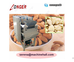 Almond Skin Peeler Peeling Removing Machine