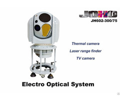 Multi Sensor Eo Ir Observation And Tracking Turret