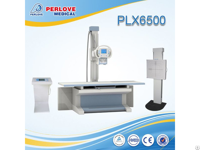 X Ray Photography System Plx6500 With Electromagnetic Bed