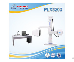 Wide Installation Digital Radiography Machine Plx8200