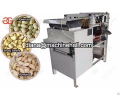 Automatic Almond Wet Peeling Machine Peanut Skin Peeler