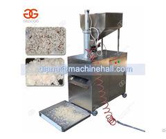 Automatic Almond Slicer Peanut Slicing Machine