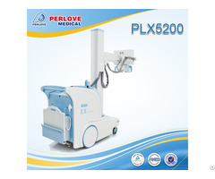 Stable Performance 200ma Portable X Ray System Plx5200