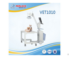 100ma Battery Veterinary X Ray Equipment Vet1010