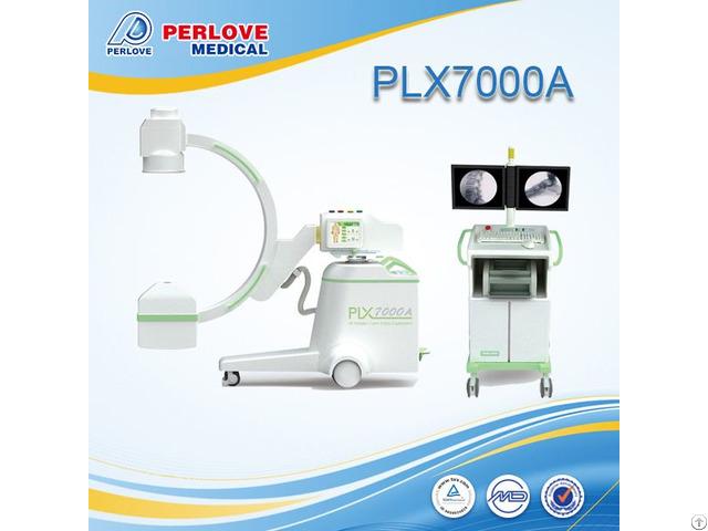 Mobile C Arm X Ray Equipment Plx7000a Mega Pixels