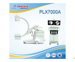 Mobile C Arm X Ray Equipment Plx7000a Mega Pixels
