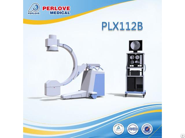 Medical C Arm Fluoroscopy X Ray Machine Plx112b