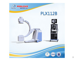 Medical C Arm Fluoroscopy X Ray Machine Plx112b