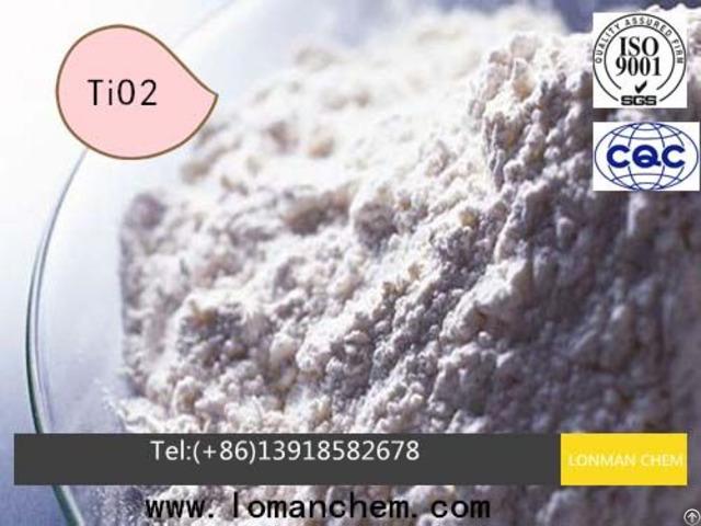 China Factory Supplier Anatase Tio2 Titanium Dioxide