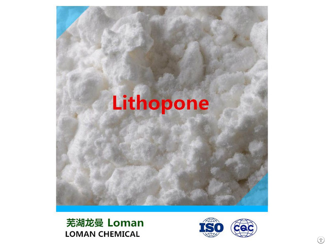 High Quality Factory Price Loman Brand Lithopone