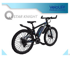 Intelligent Mountain Electric Bike