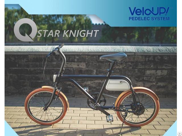 250w 36v Urban Electric Bike En15194