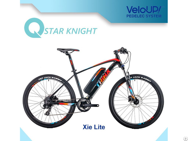 Mountain Bike Veloup System Motor Electric Bicycle