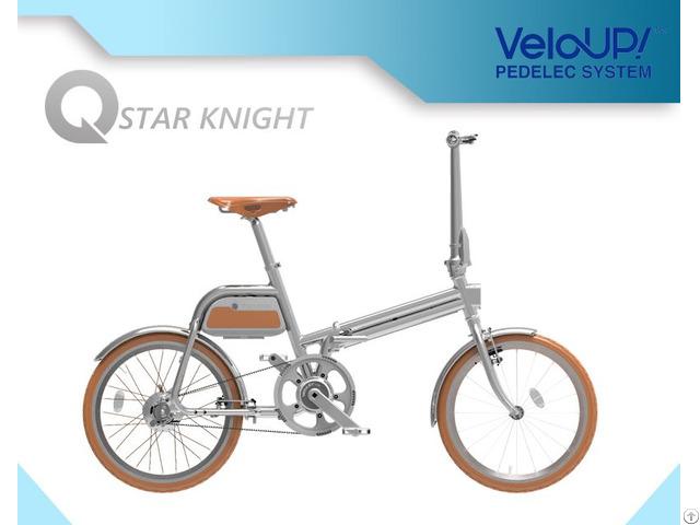 E Bicycle Smart Drive System Electric Bike Akm Brushless Motor Foldable Ebike