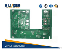 6l Rigid With 1 6mm Board Thickness Electronic Pcb For Toy