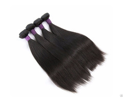 Bundles Indian Straight Hair Weave