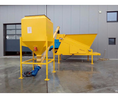 Mobile Concrete Mixing Plant Sumab Mini