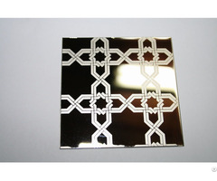 Color Etched 304 Stainless Steel Decorative Sheet