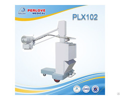 Mobile X Ray System Manufacturer Plx102 With Remote Control