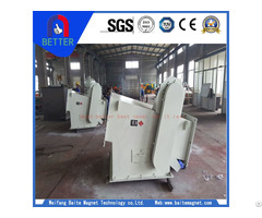 Pipeline Permanent Magnetic Separator For Food Industry