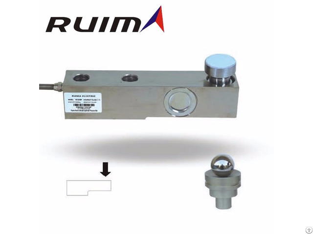 Single Ended Shear Beam Load Cells 5t 20t Rm F8
