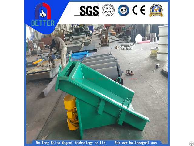Motor Vibration Feeder For Singapore