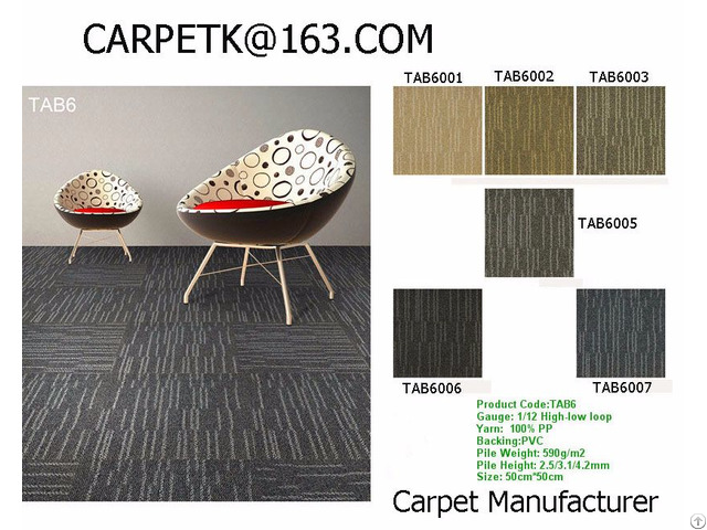 China Carpet Tile Manufacturer Modular Squares Custom Oem Odm In Chinese Factory