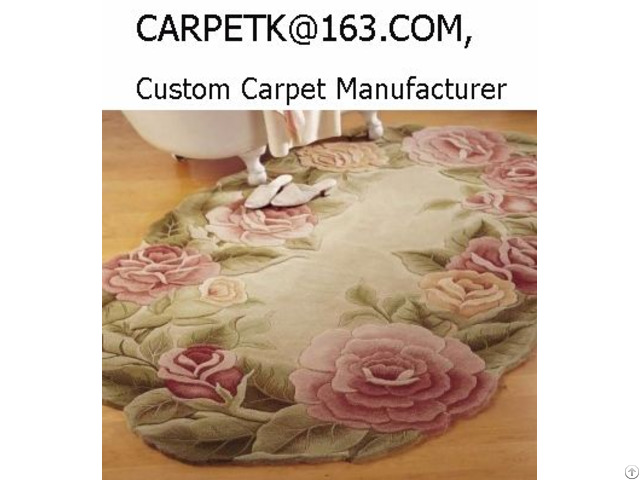 Chinese Hand Tufted Wool Rug Custom Oem Odm In China Manufacturers Factory