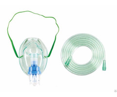 Reusable Nebulizer Mask Kit At 3669a