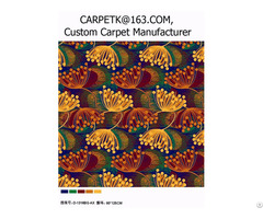 China Custom Printed Carpet Oem Odm In Chinese Manufacturers Factory