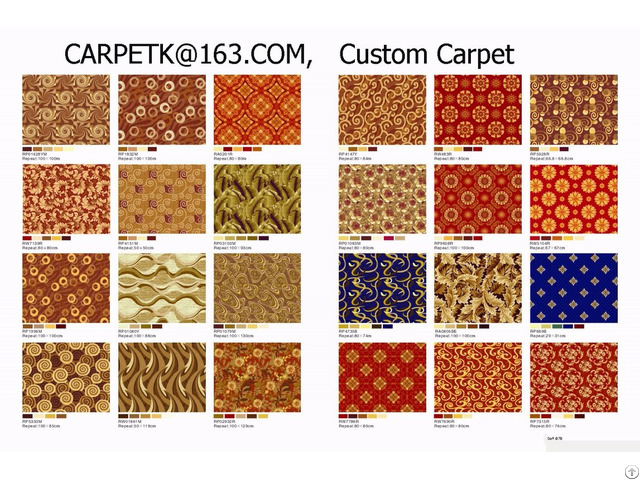 China Customized Wilton Carpet Custom Oem Odm In Chinese Manufacturers Factory