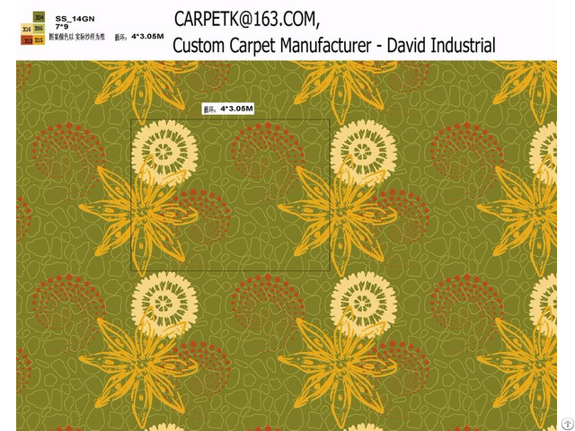 China Customized Printed Carpet Custom Oem Odm In Chinese Manufacturers Factory