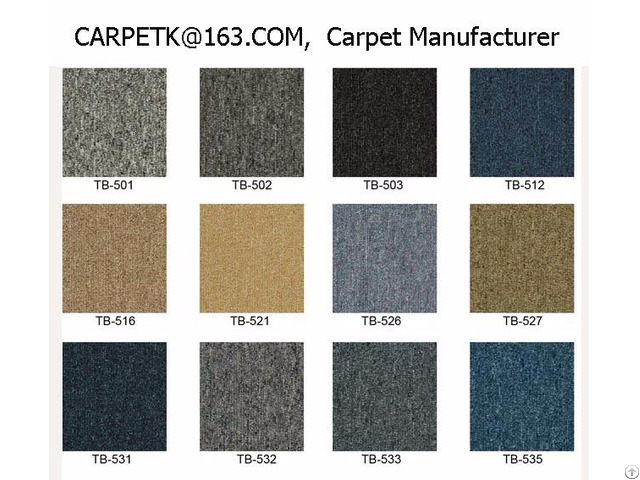 Carpet Tile From China Custom Oem In Chinese Manufacturers Factory