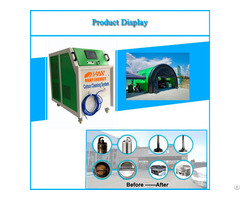 Okay Energy Wifi Feature Ccs1500 Oxyhydrogen Carbon Cleaning Machine