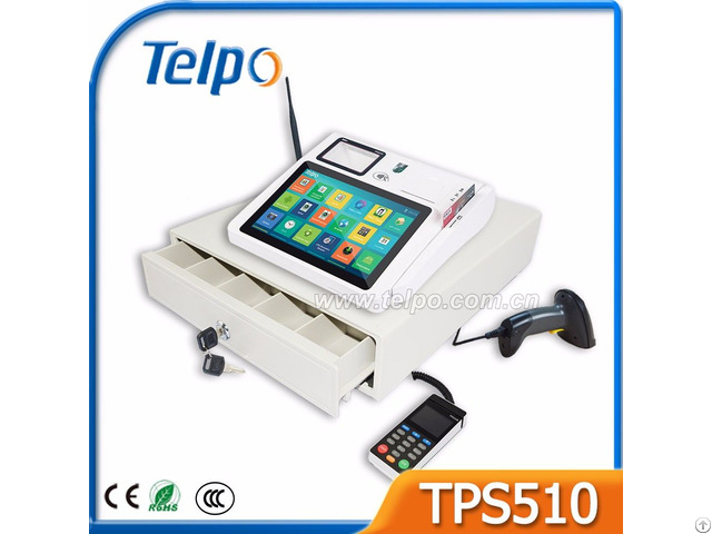 China Pos Manufacturer Smart Business For Air Time Or Topup